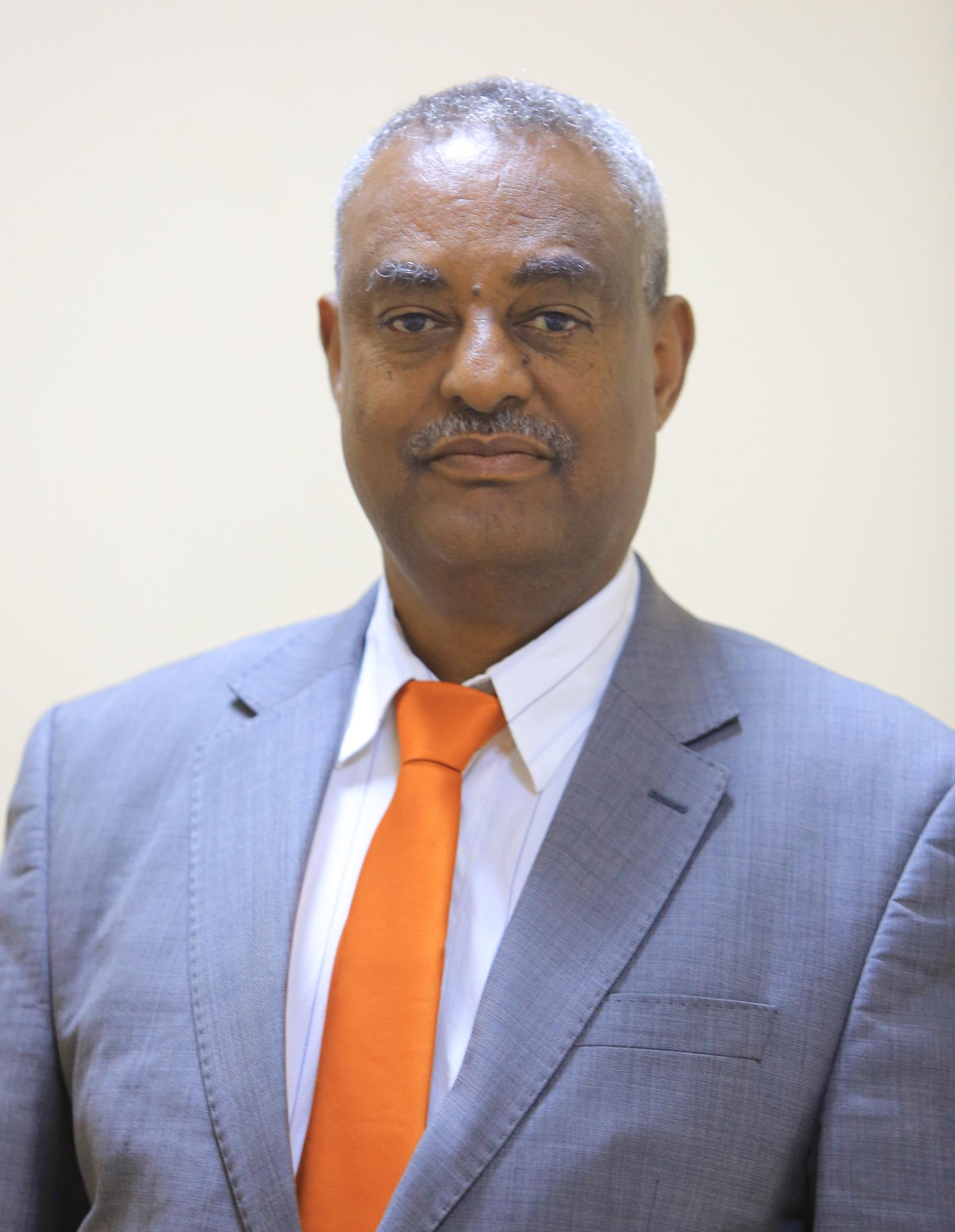 Mr. Amanuel G/Kidan Berhe