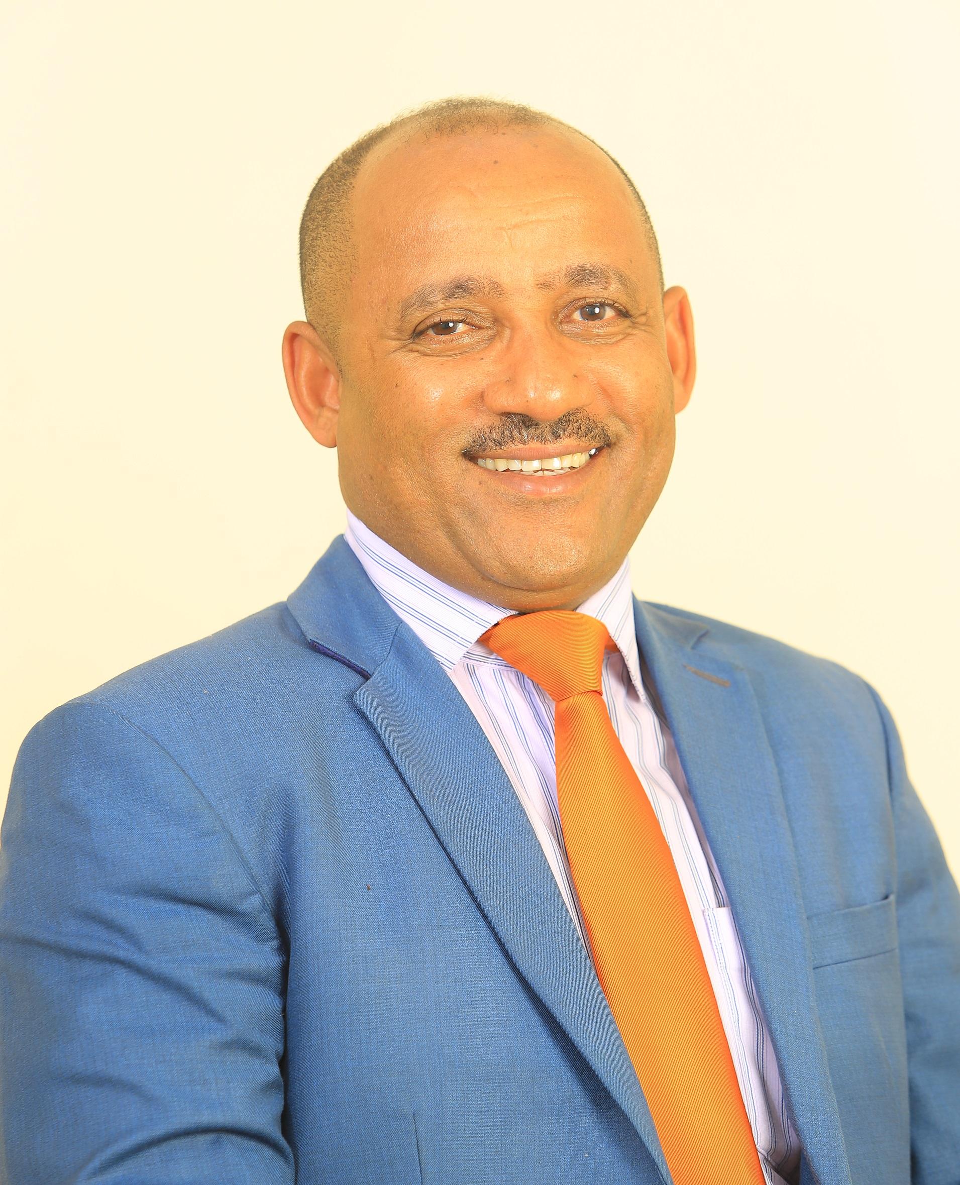 Mr. Atey Tadele Basso