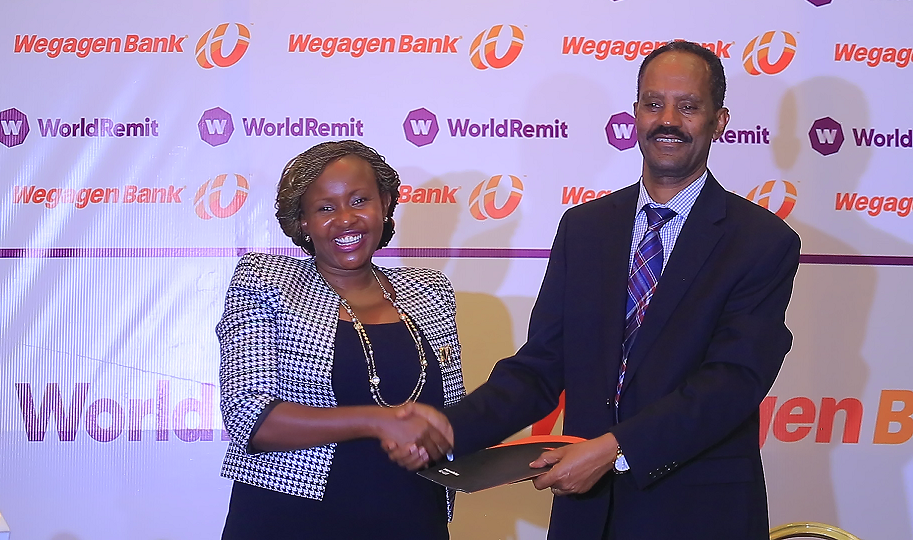 Wegagen Bank Partners With WorldRemit to Offer Digital Money Transfer Service